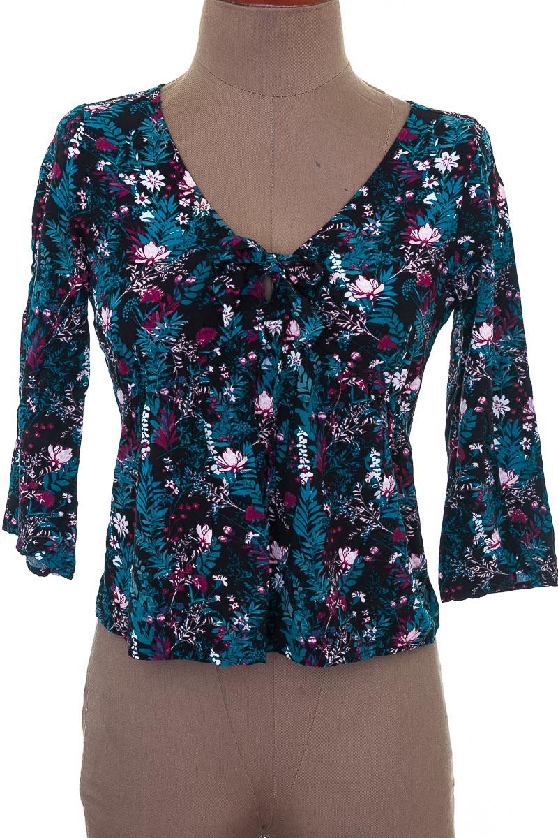Blusa Casual color Negro - Leonisa