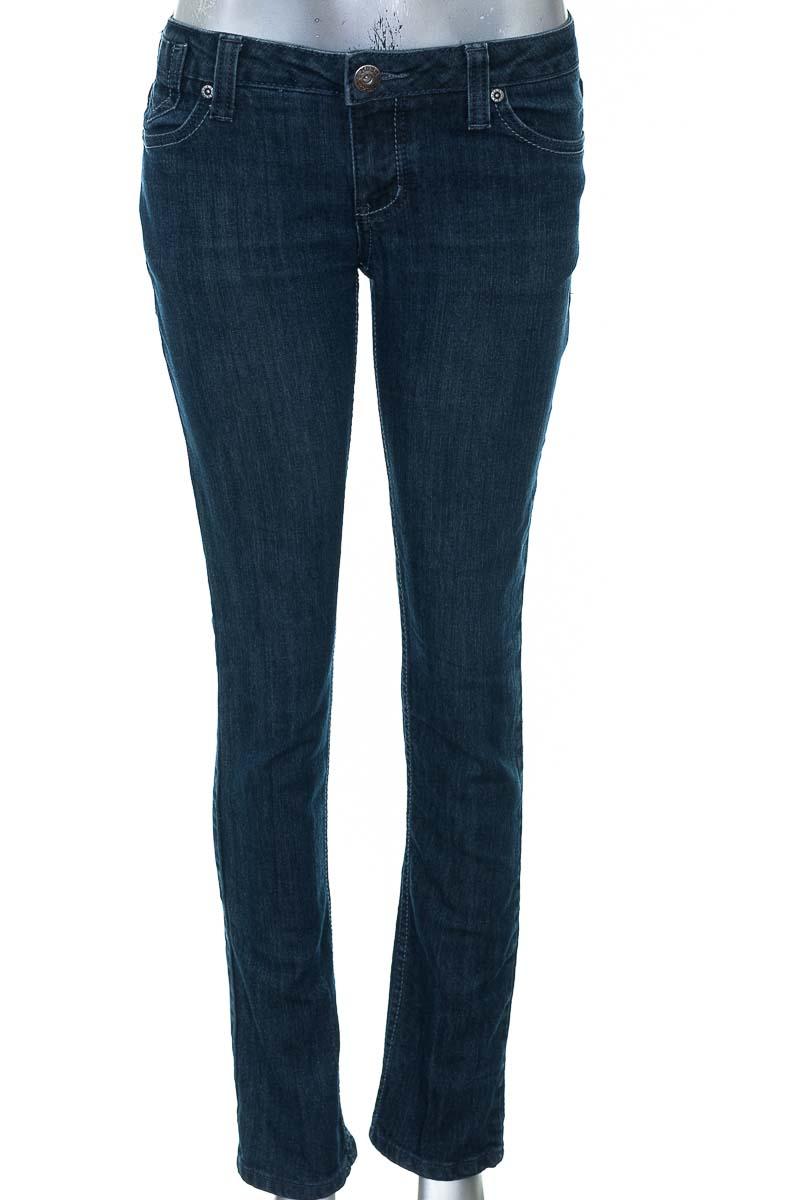 Pantalón Jeans color Azul - Mundo