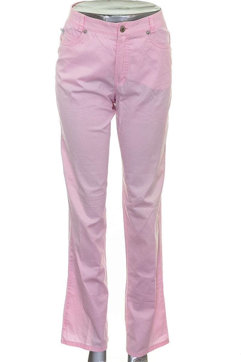 Pantalón Jeans color Rosado - Kleymac