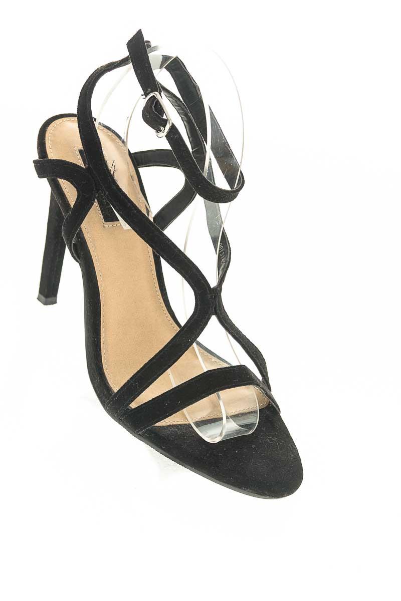 Zapatos Baleta color Negro - Forever 21