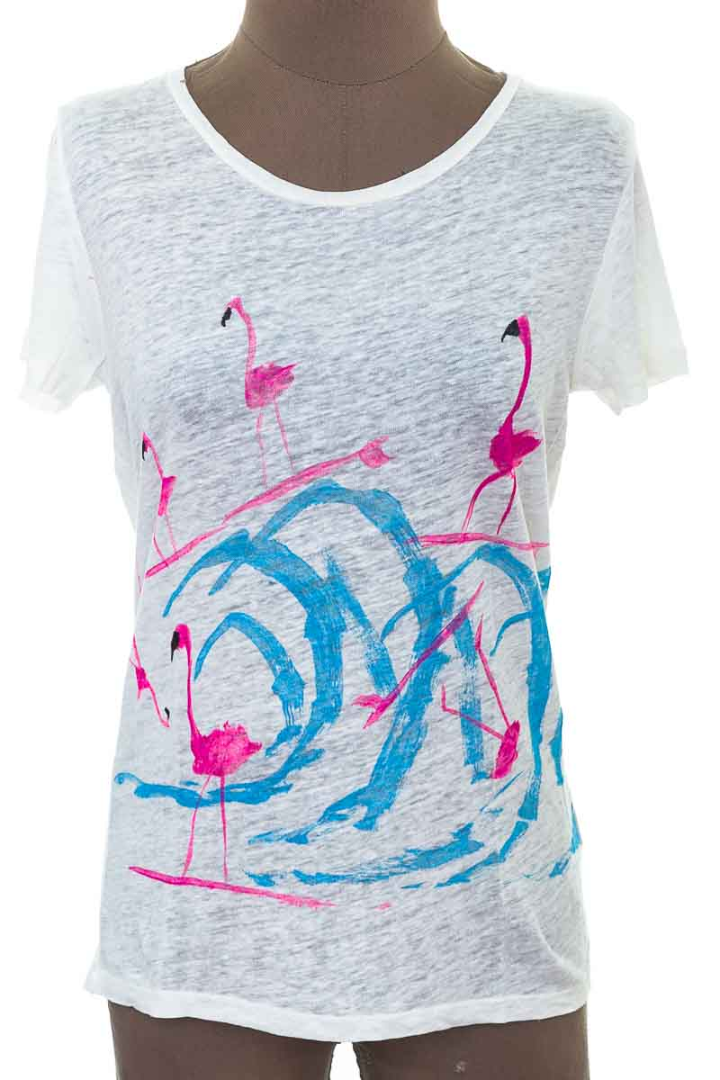 Top / Camiseta color Beige - DONALD