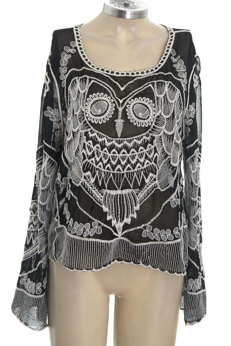 Blusa color Negro - Esprit