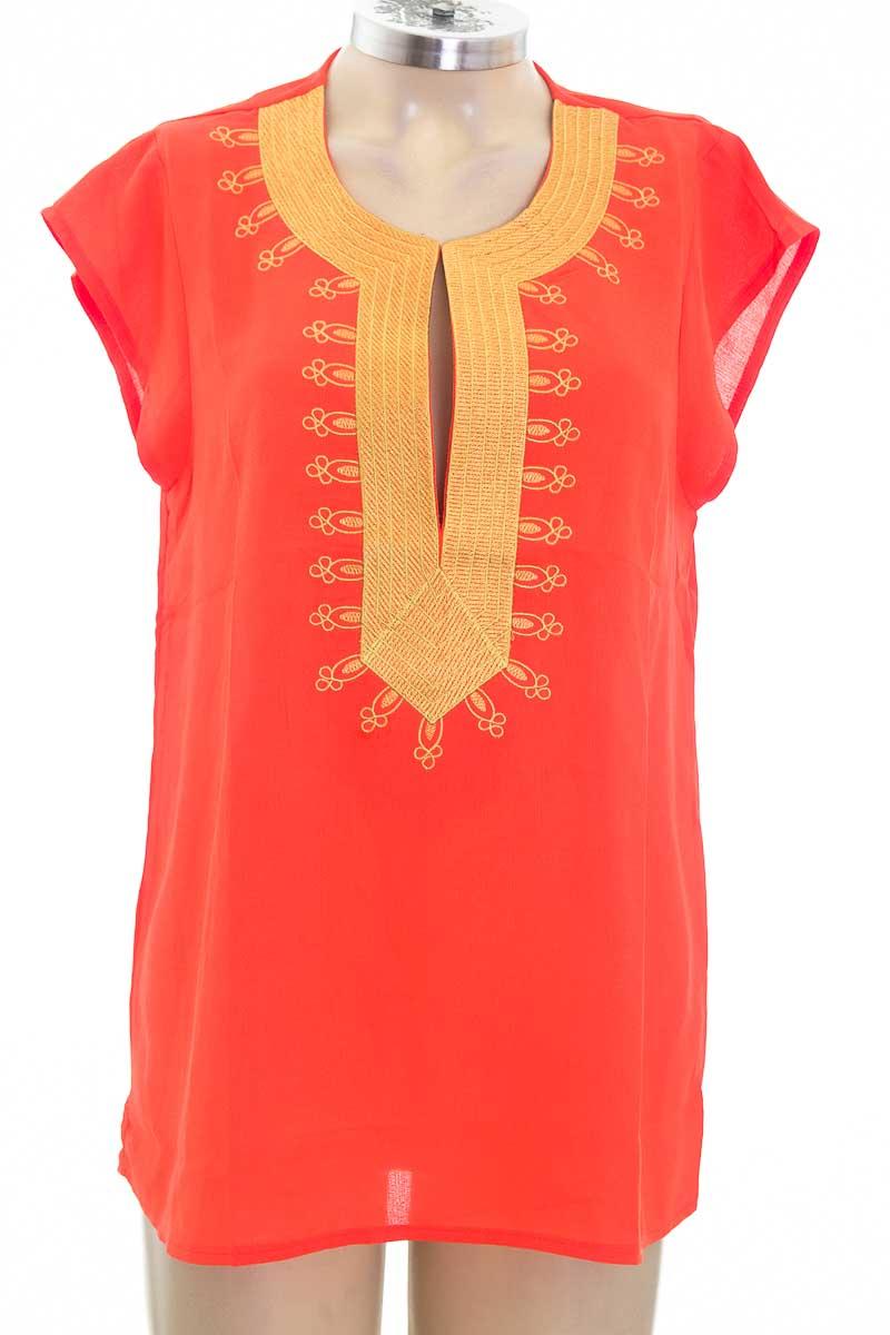 Blusa color Naranja - Mandalas