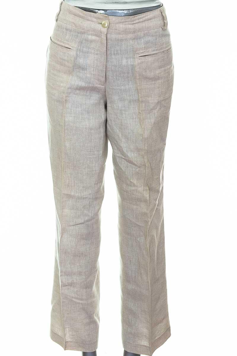 Pantalón Formal color Beige - GIANNA