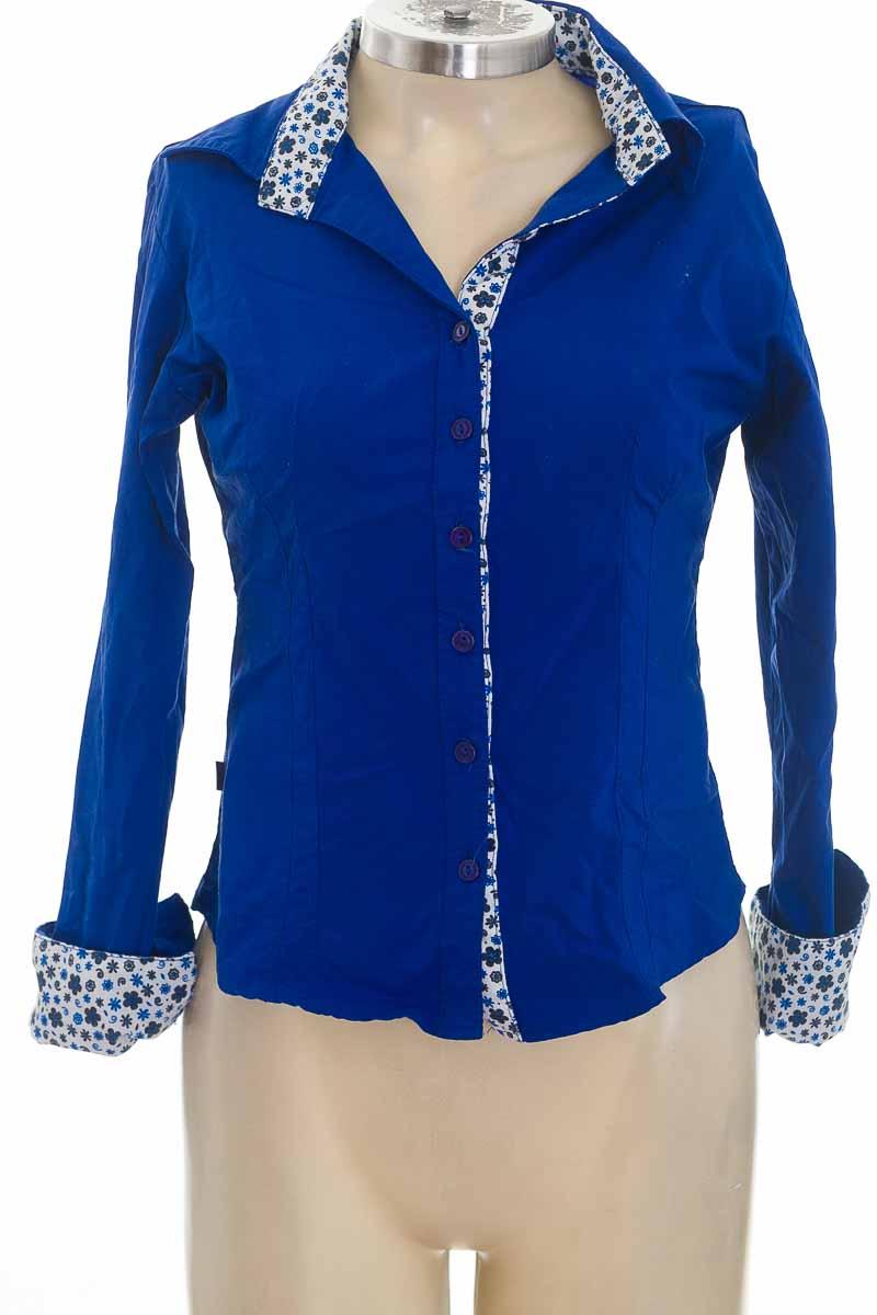 Blusa color Azul - Adicción Púrpura