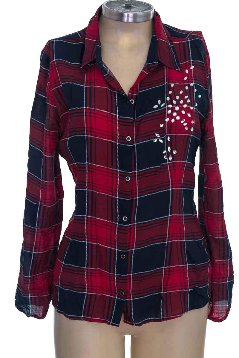 Blusa color Rojo - PLAN B