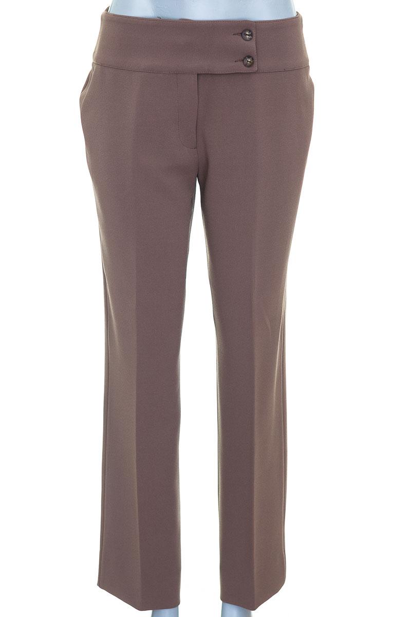 Pantalón color Café - Eleganz Moda