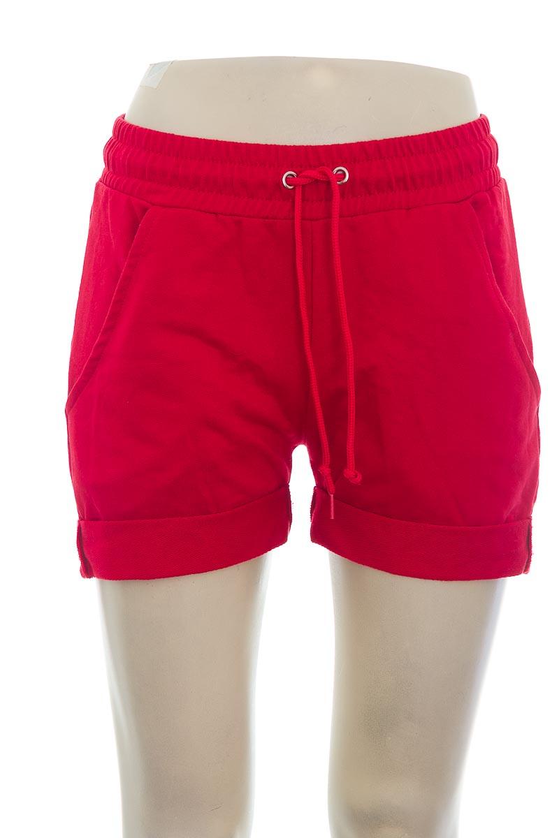 Short color Rojo - Closeando