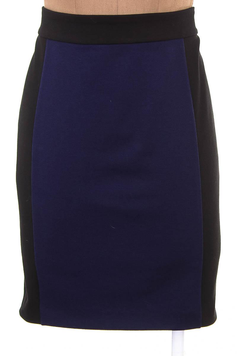 Falda Elegante color Azul - Club Monaco
