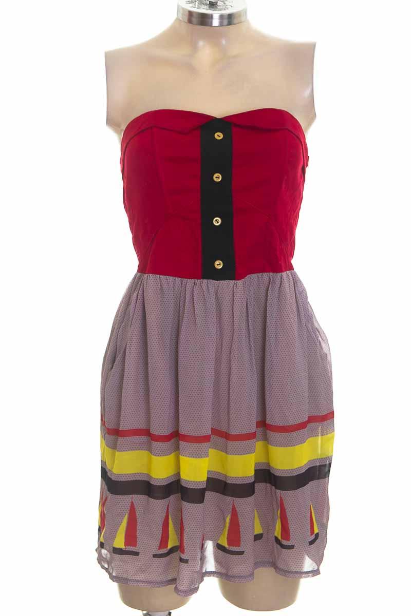 Vestido / Enterizo color Rojo - Lila Mrantes