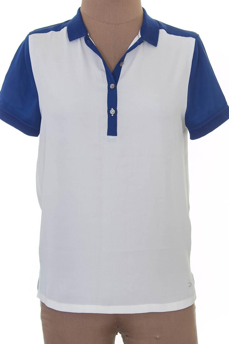 Top / Camiseta color Azul - Tommy Hilfiger