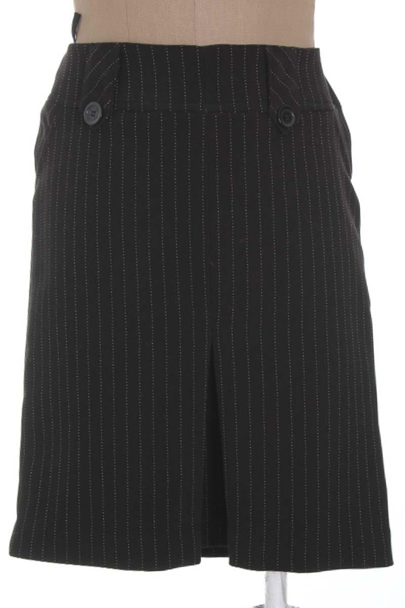 Falda Elegante color Negro - Beso de Coco