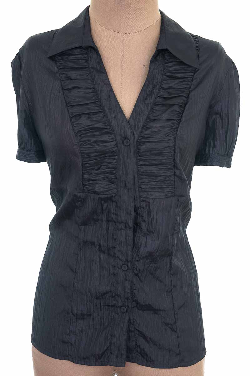 Blusa Formal color Negro - Prestige