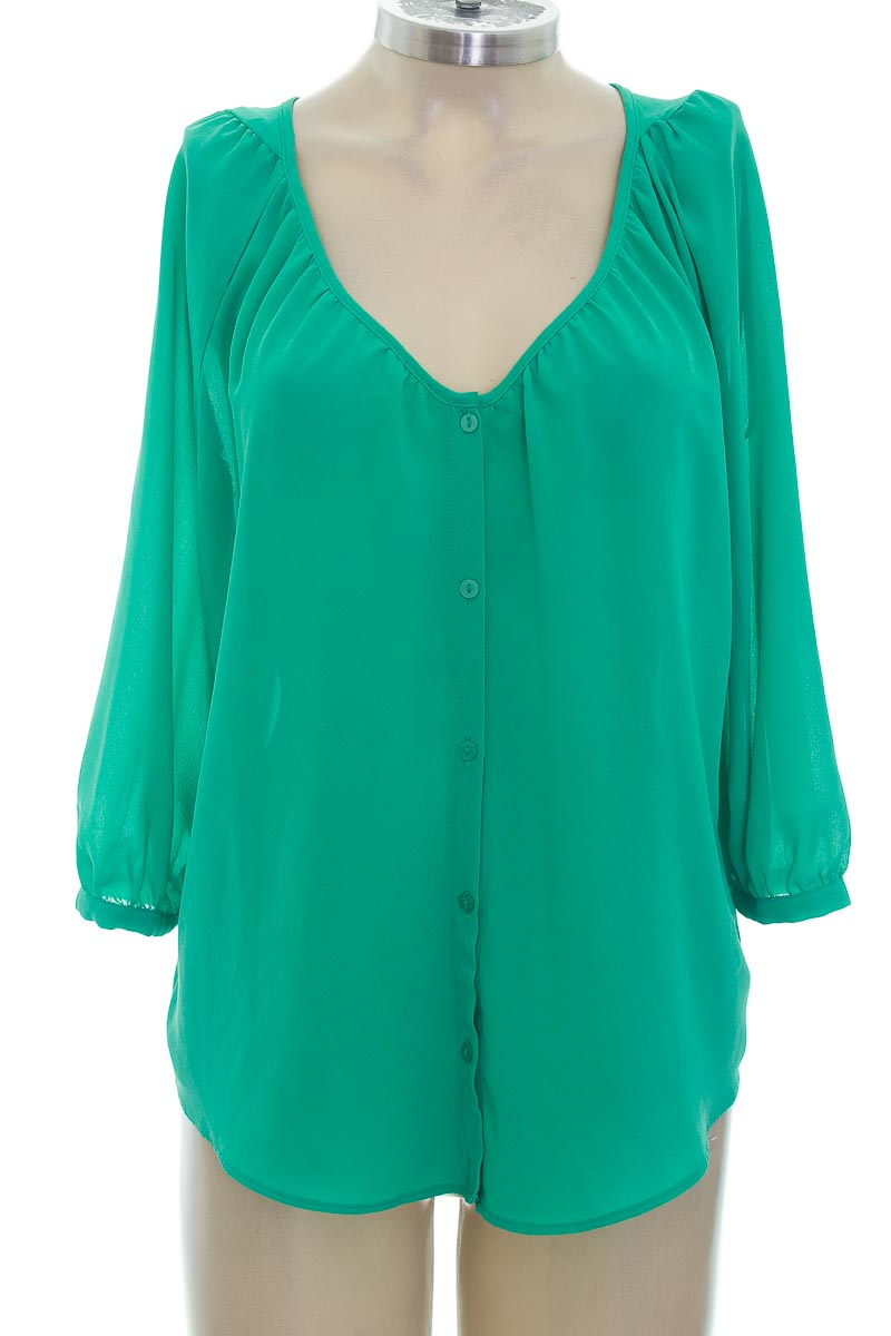 Blusa color Verde - H&M