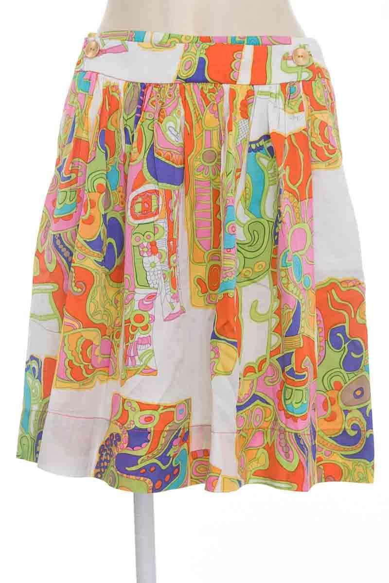 Falda color Estampado - Trina Turk