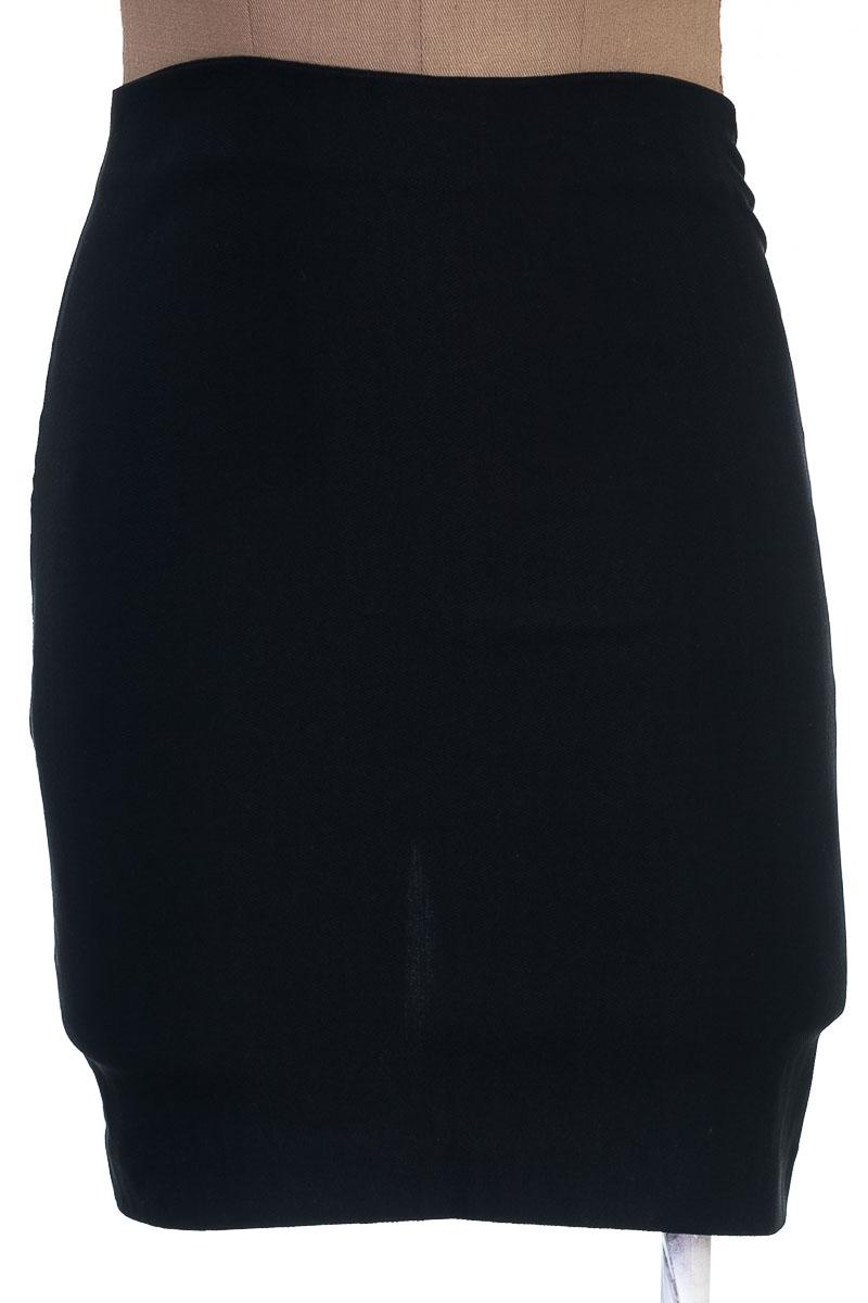 Falda Casual color Negro - Exss