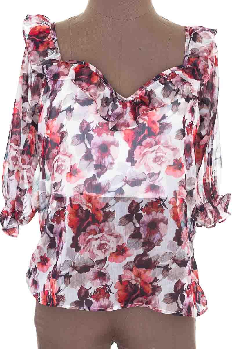 Blusa Casual color Estampado - Especia