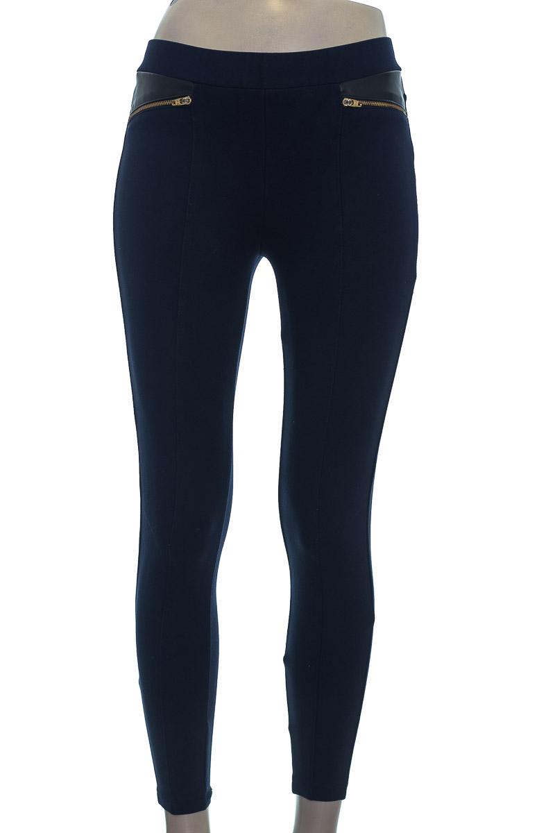 Pantalón color Azul - Basement