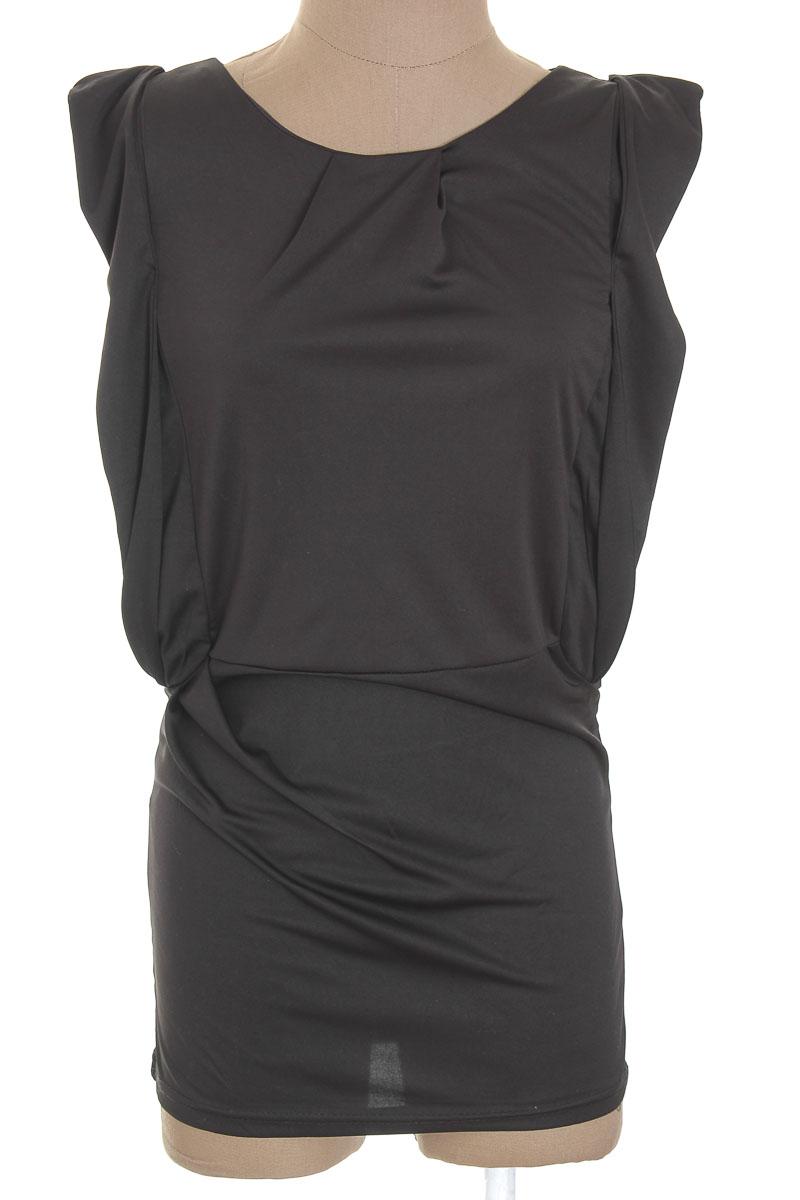 Vestido / Enterizo Fiesta color Negro - Unimix