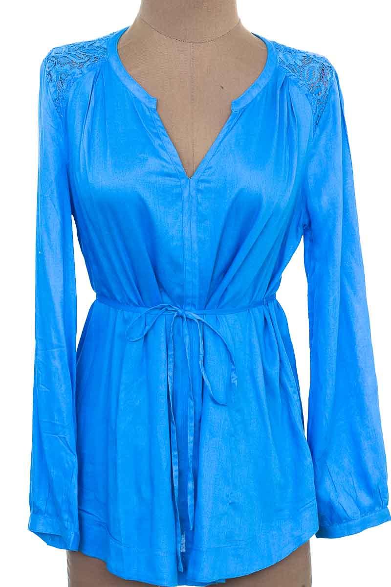 Blusa color Azul - Motherhood