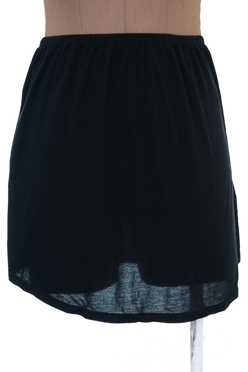 Falda Casual color Negro - Tennis