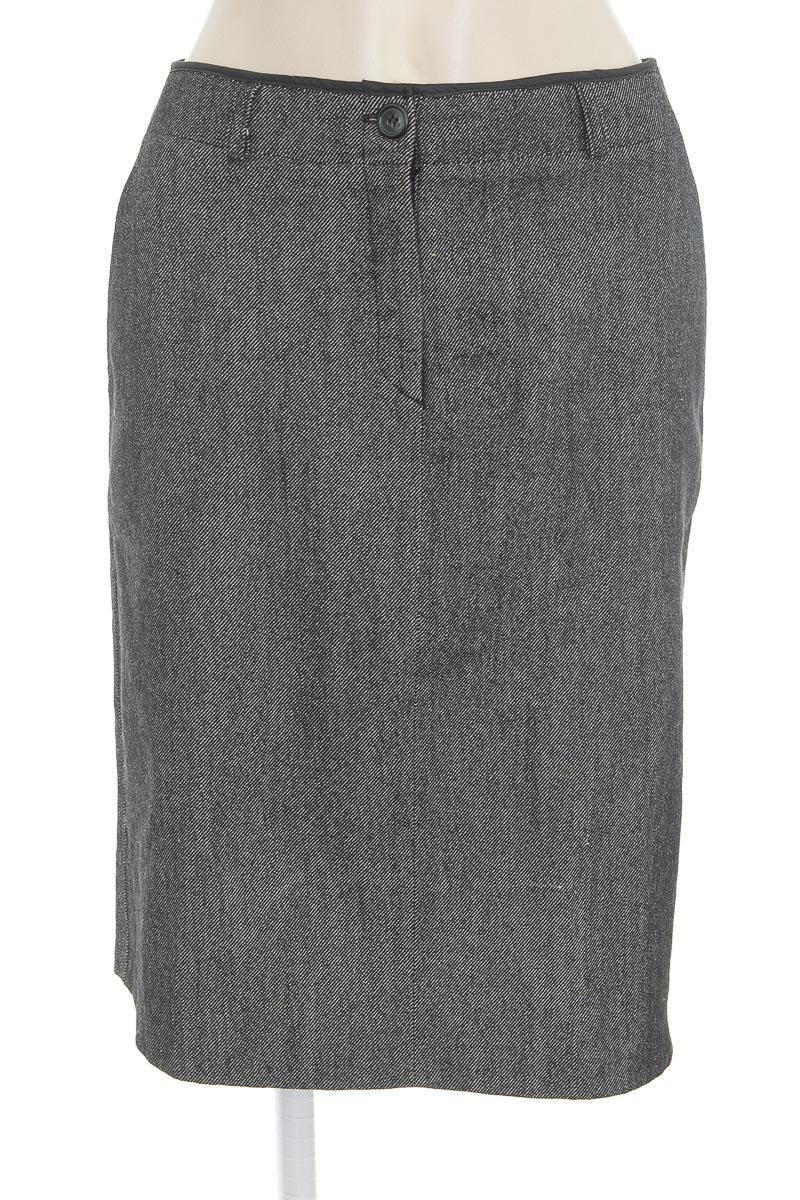 Falda color Negro - Altra Moda
