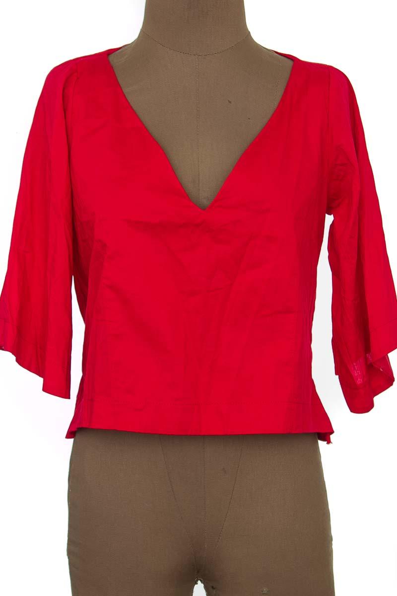 Blusa color Rojo - Hossh