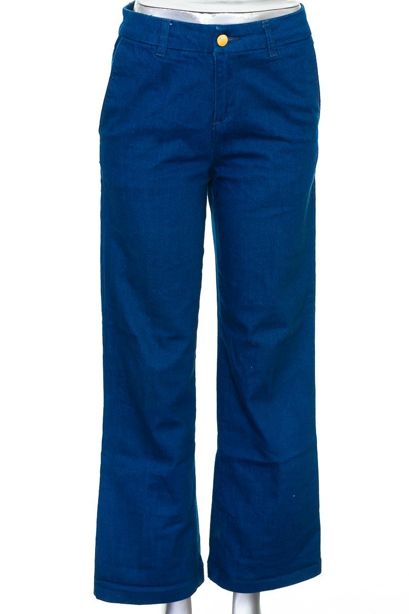 Pantalón Casual color Azul - Sfera