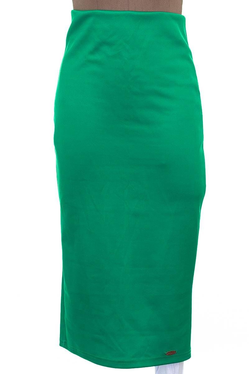 Falda Casual color Verde - Spirito