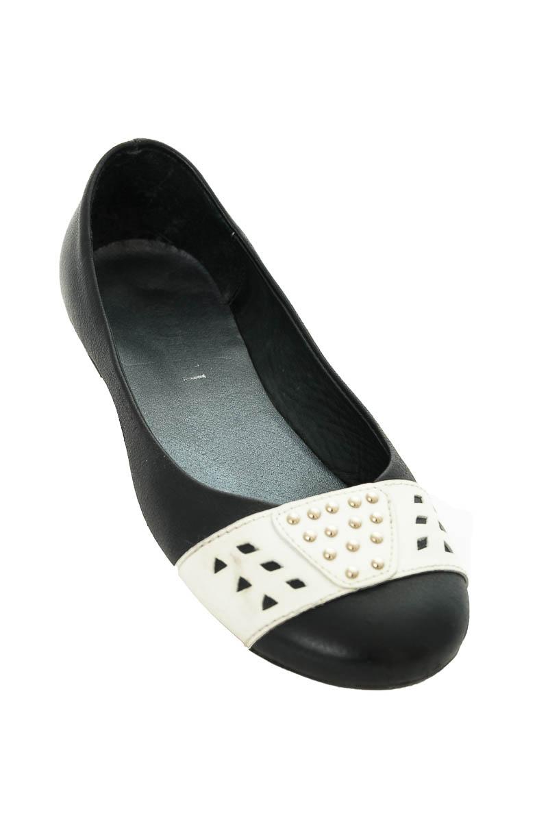 Zapatos Baleta color Negro - Mussi