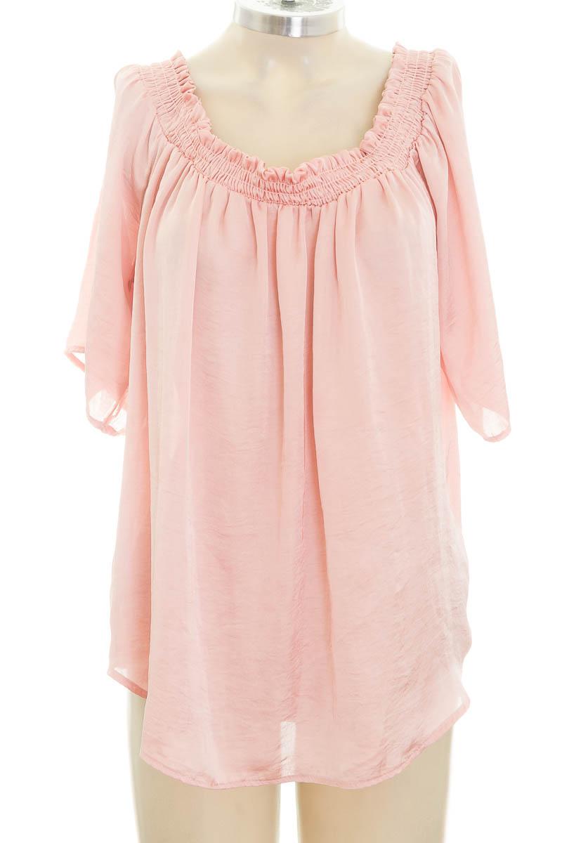 Blusa color Palo de rosa - Lovesick