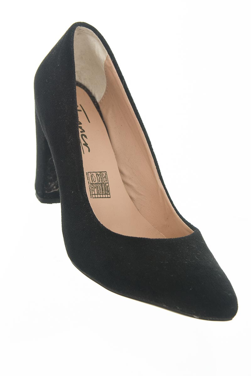 Zapatos color Negro - Tanner