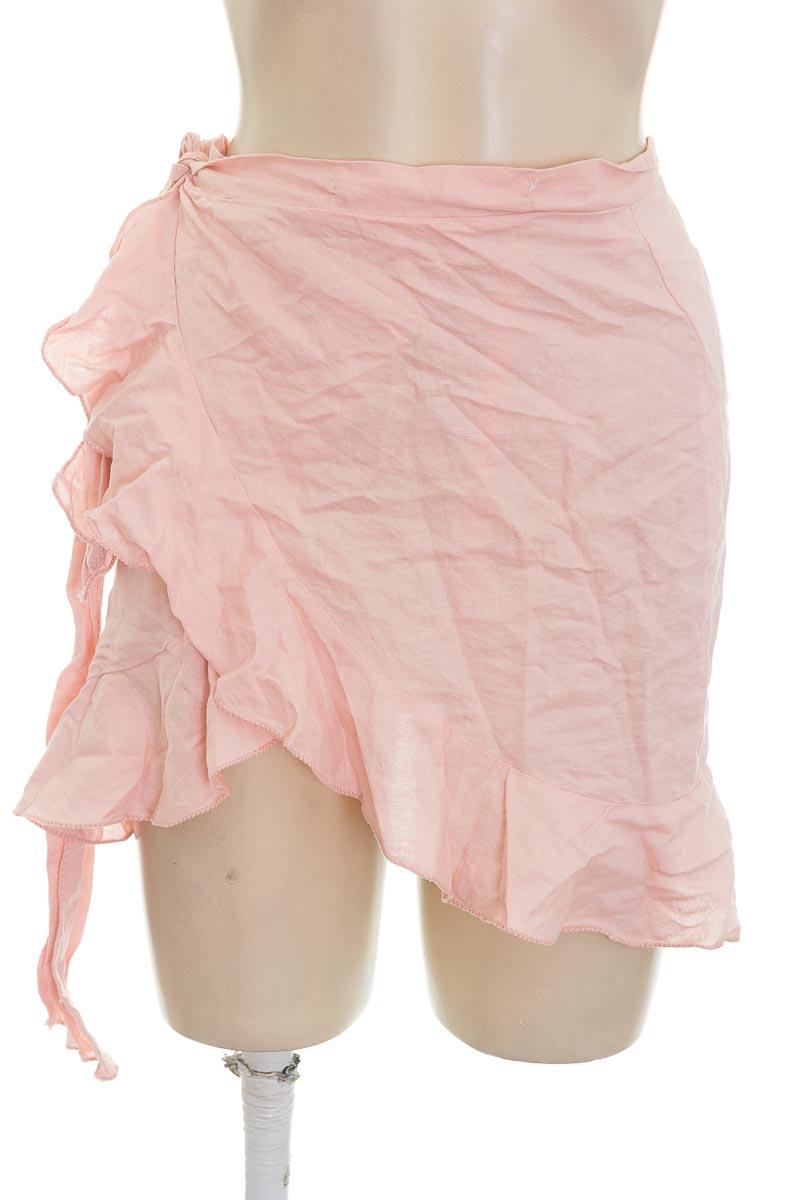 Falda color Salmón - Closeando