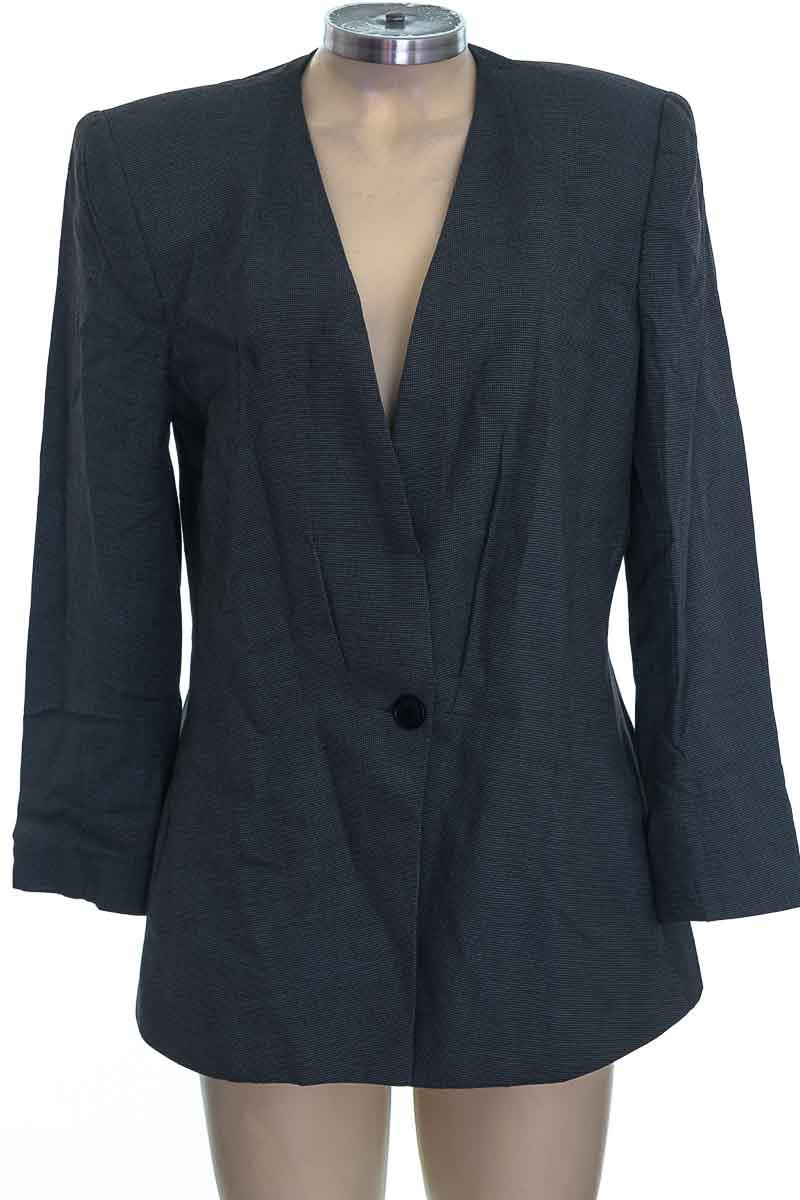 Chaqueta / Abrigo color Negro - Glenbrooke