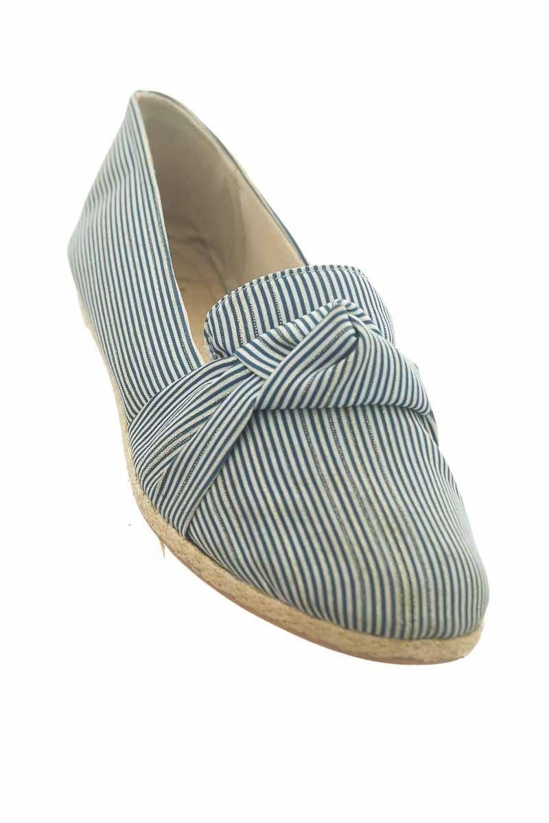 Zapatos color Azul - Nappa