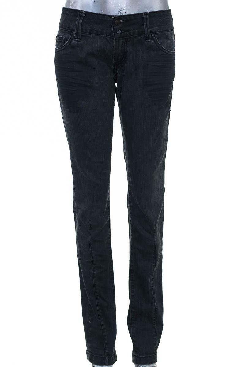 Pantalón Jeans color Negro - Trf  Denim