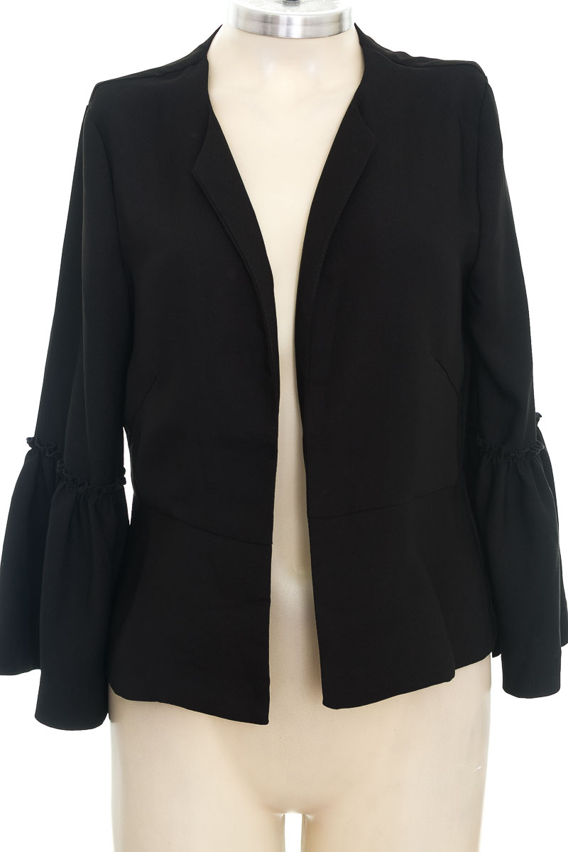 Chaqueta / Abrigo color Negro - Streetwear