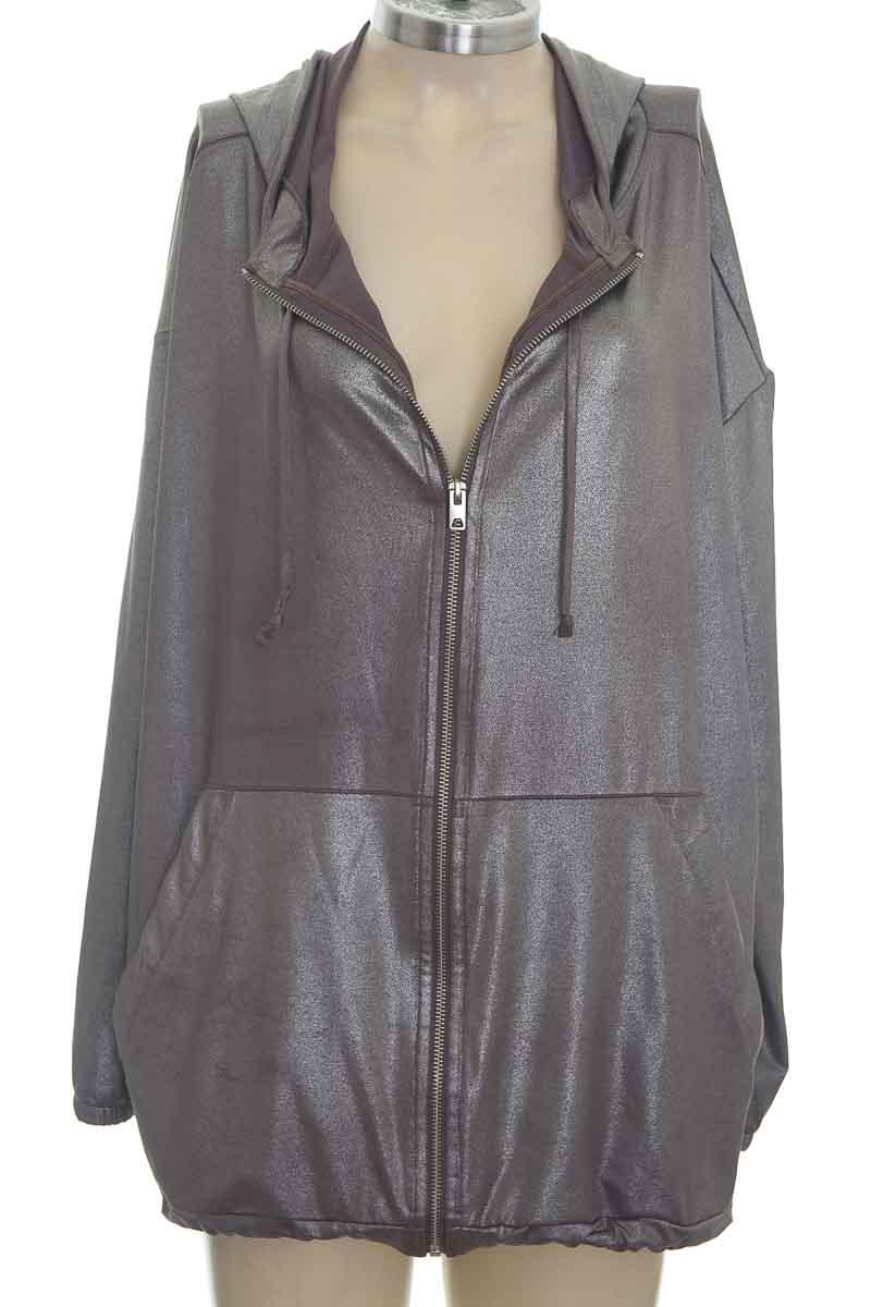 Chaqueta / Abrigo color Plateado - H&M