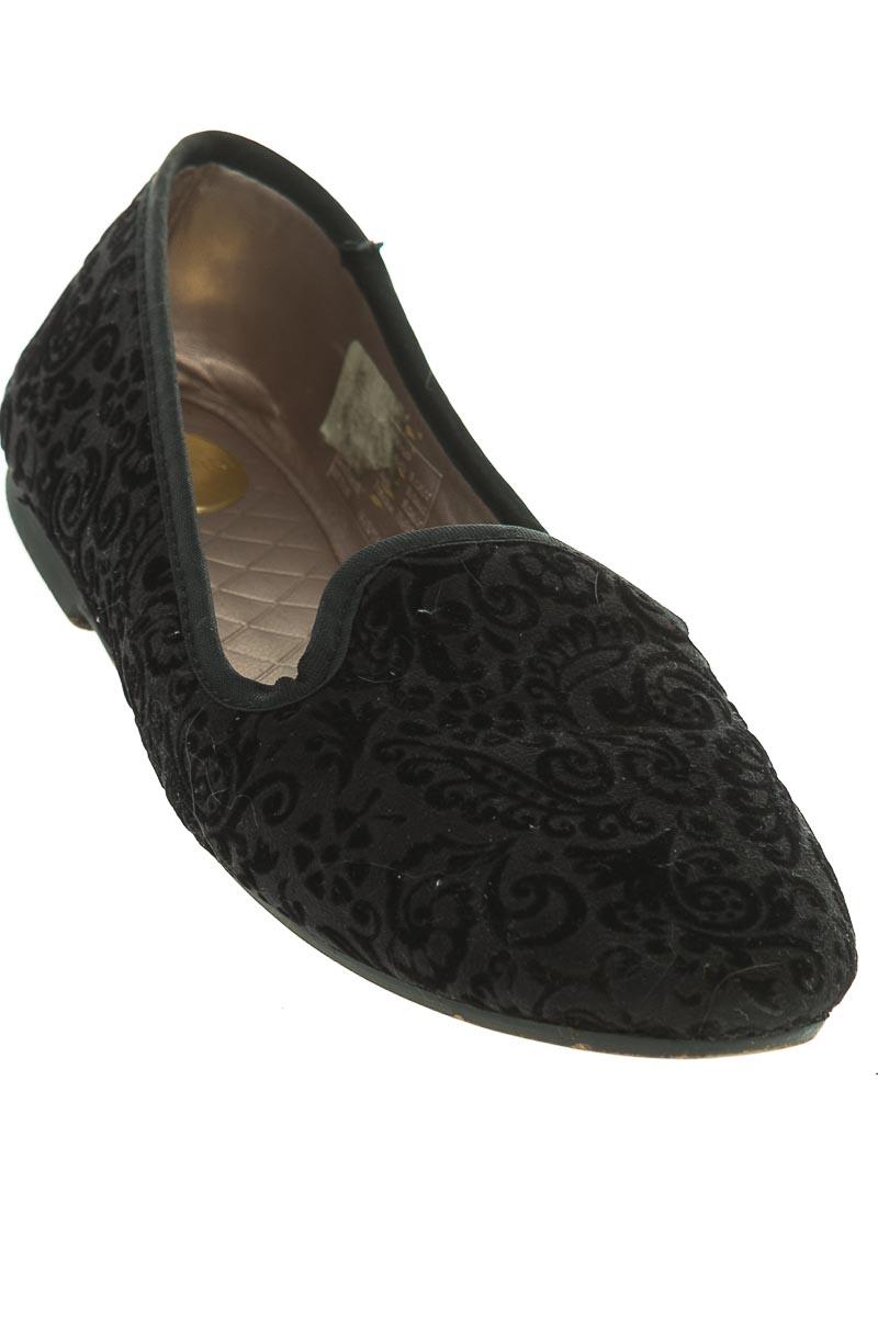 Zapatos Baleta color Negro - Santorini