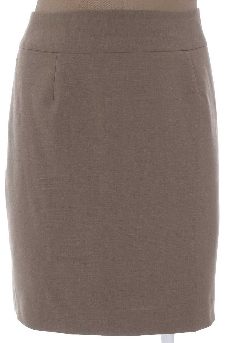 Falda Elegante color Beige - Armi