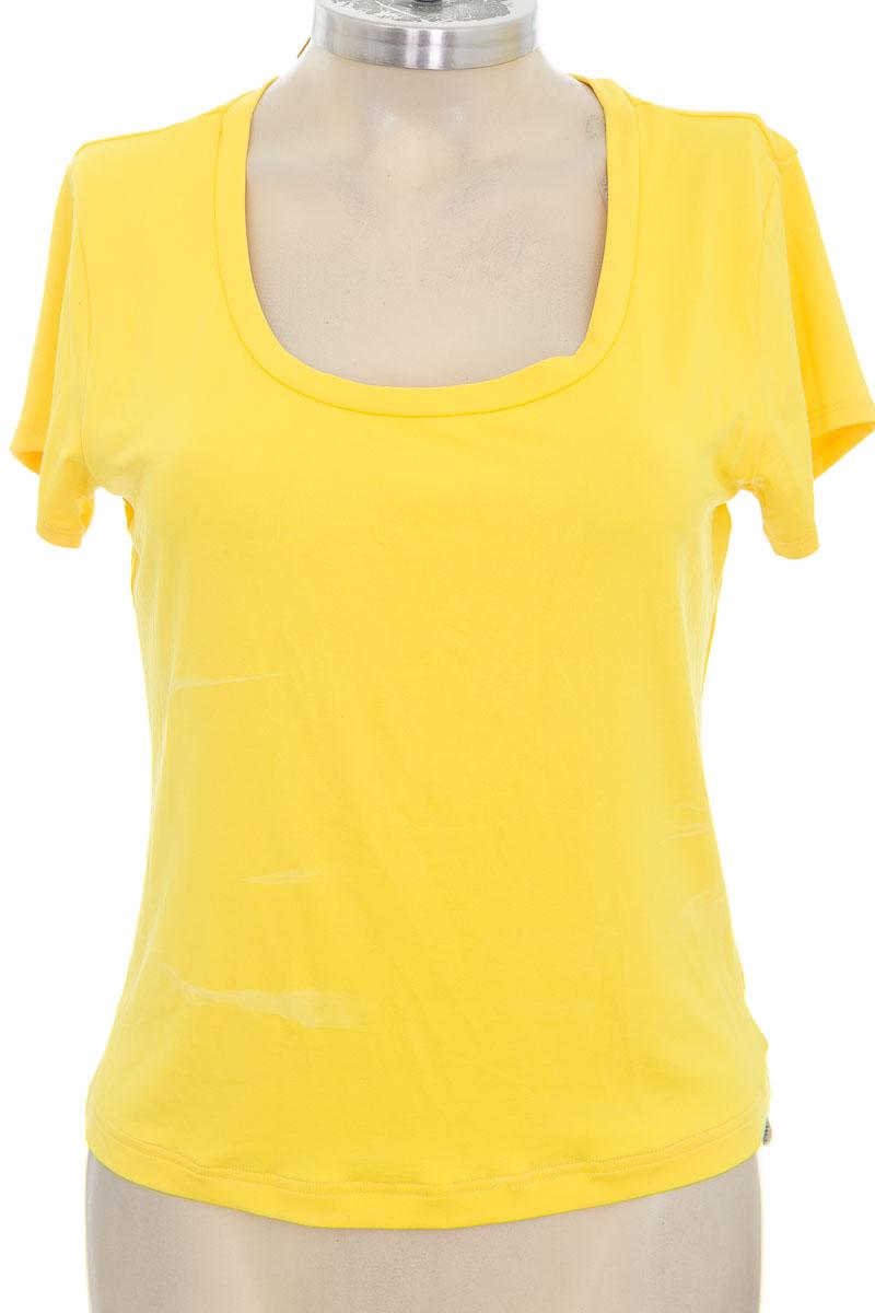 Top / Camiseta color Amarillo - Studio F