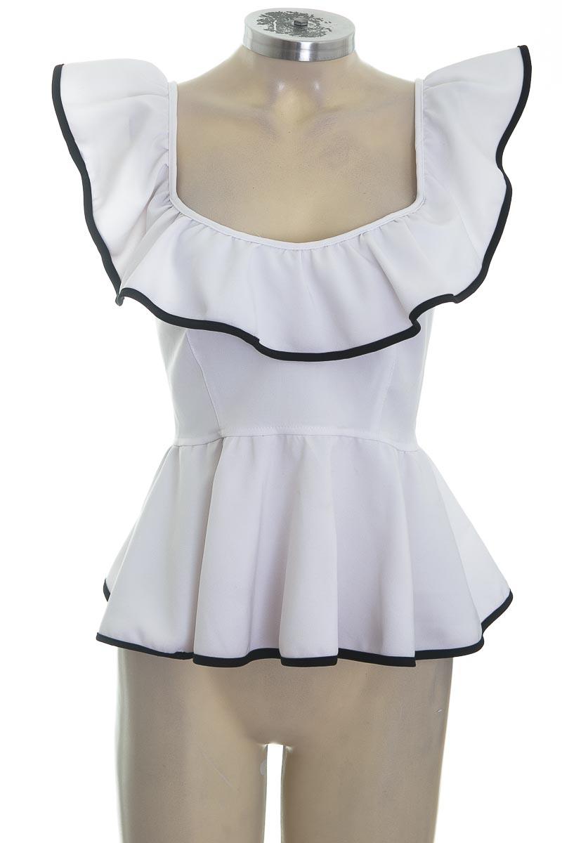 Blusa color Blanco - Divina Bendición