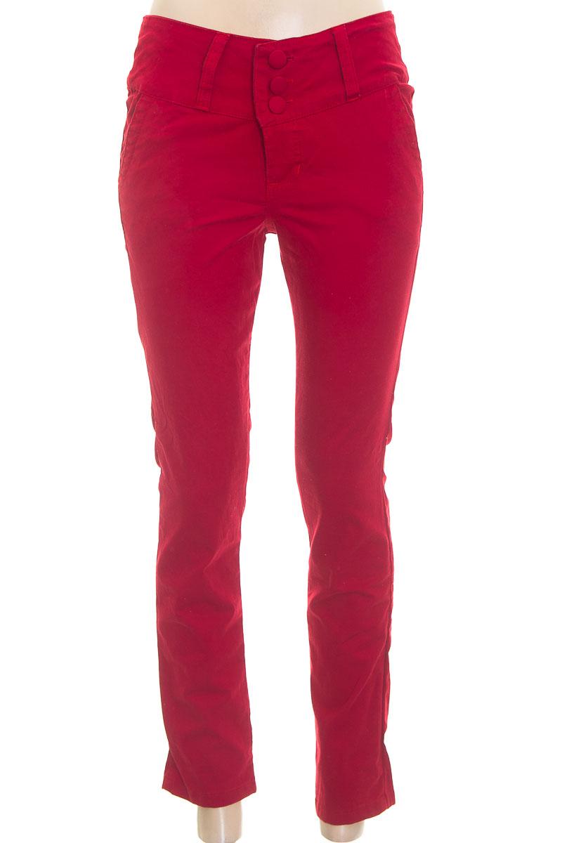 Pantalón color Rojo - Glox