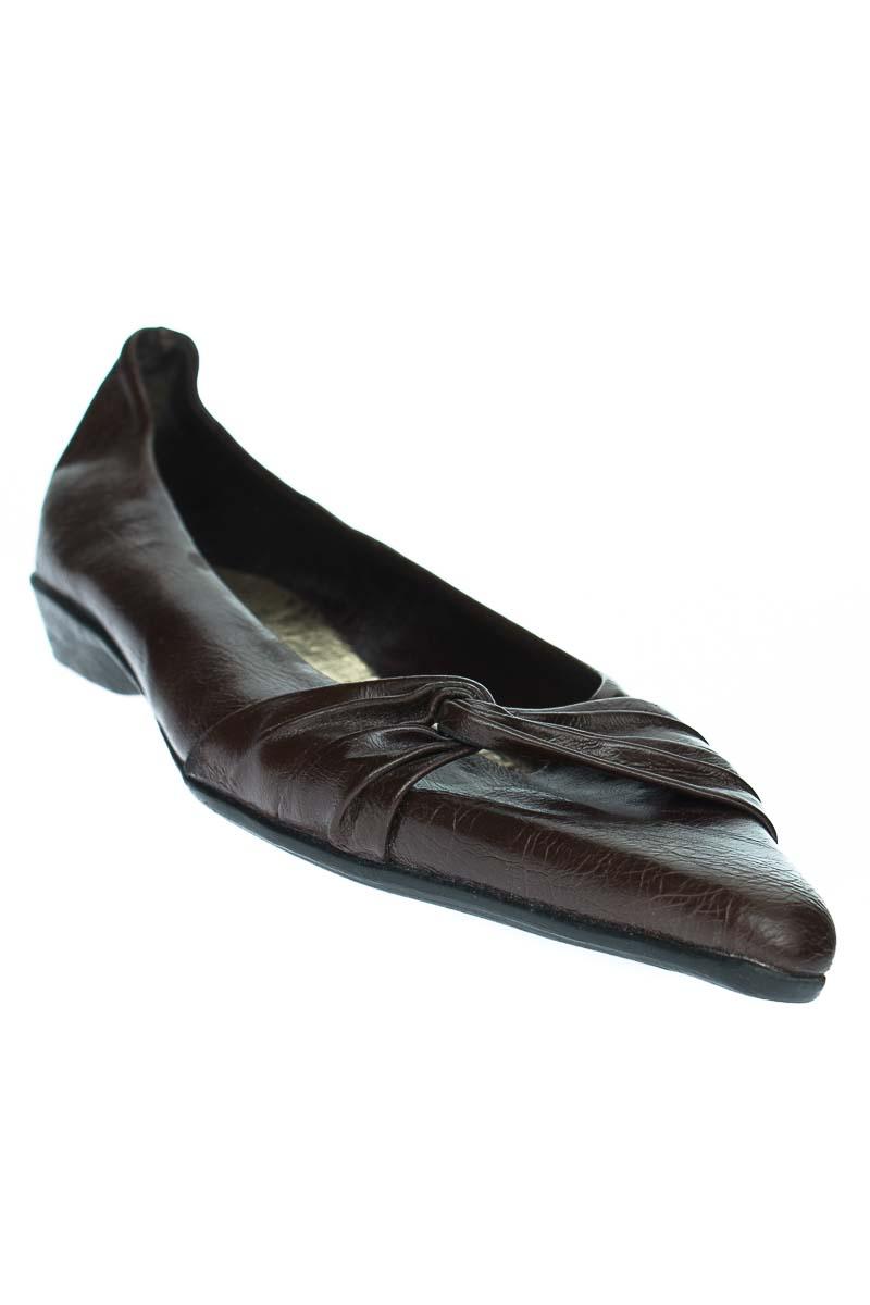 Zapatos Baleta color Café - CREACIONES ROMY S.A