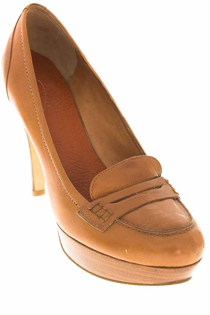 Zapatos Tacón color Café - Nine West