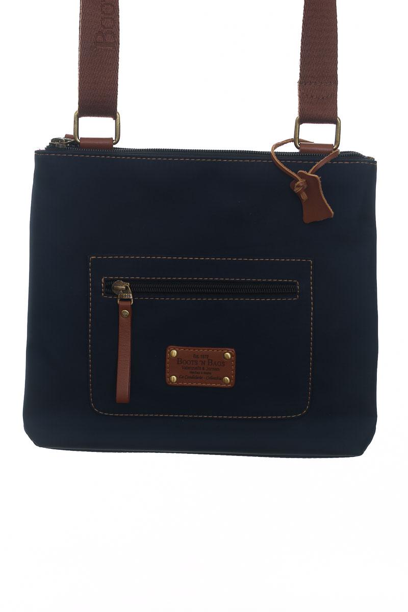 Cartera / Bolso / Monedero color Azul - Boots´n Bags