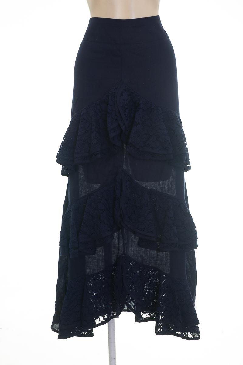 Falda color Azul - Kritterium