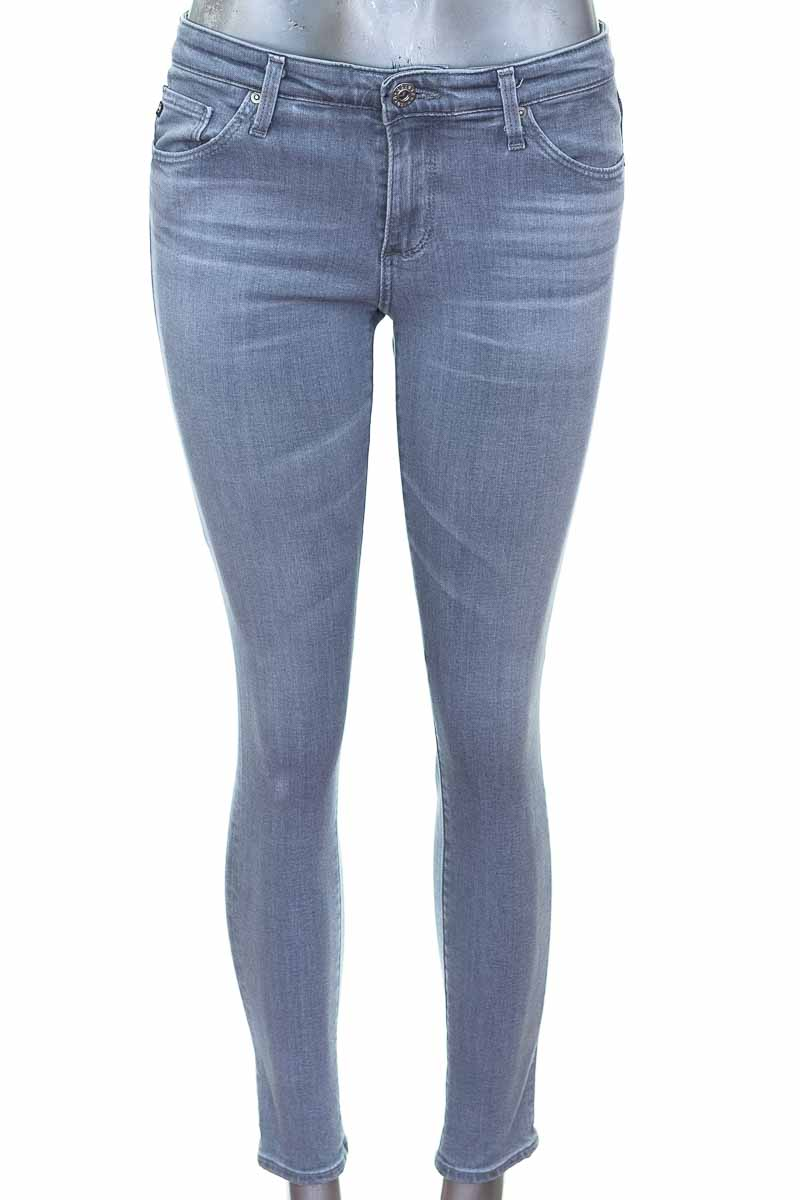 Pantalón Jeans color Gris - Adriano Goldschmied
