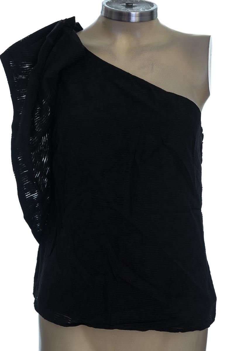 Blusa color Negro - Banana Republic