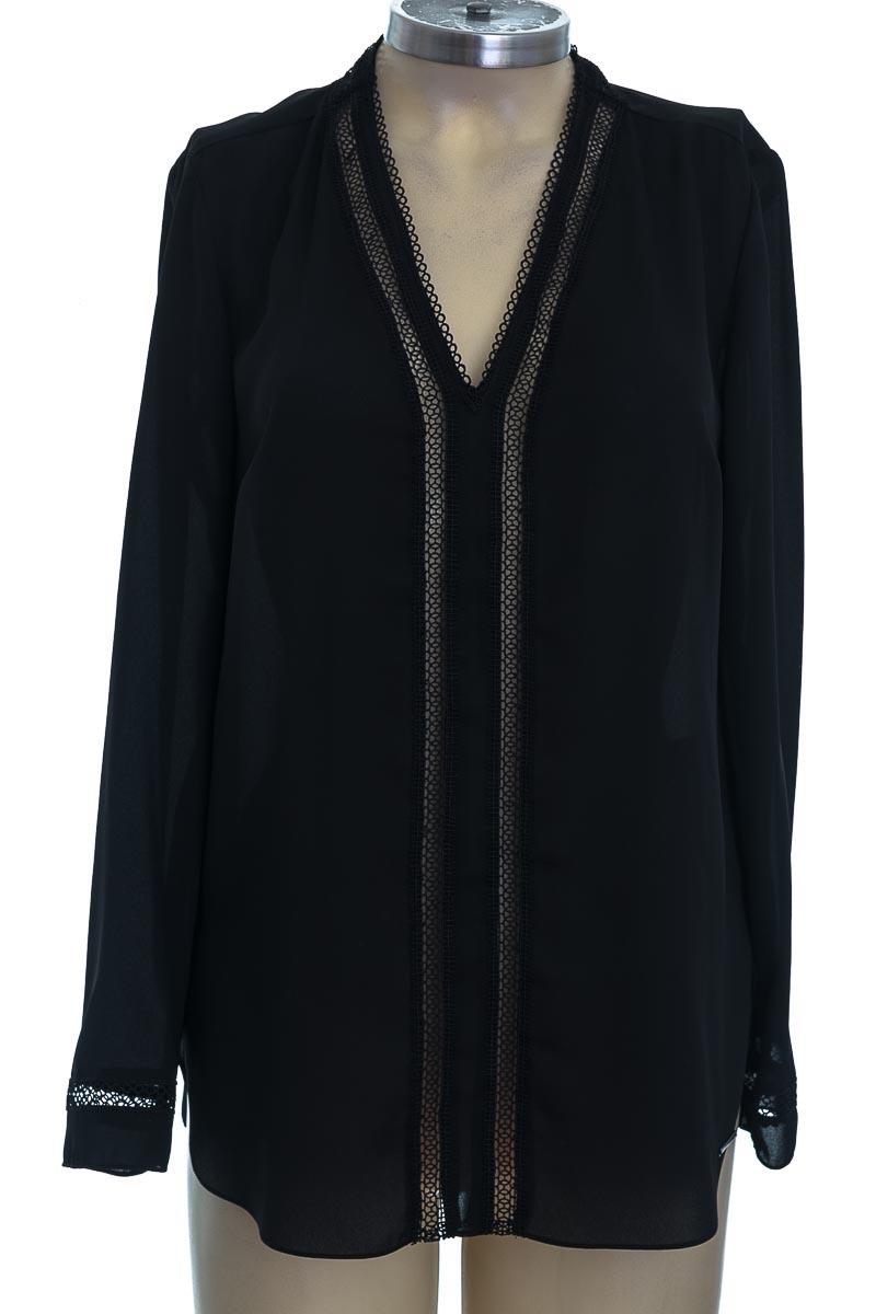 Blusa color Negro - Tahari
